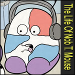 The Life of Nob T. Mouse - Britain's first web comic